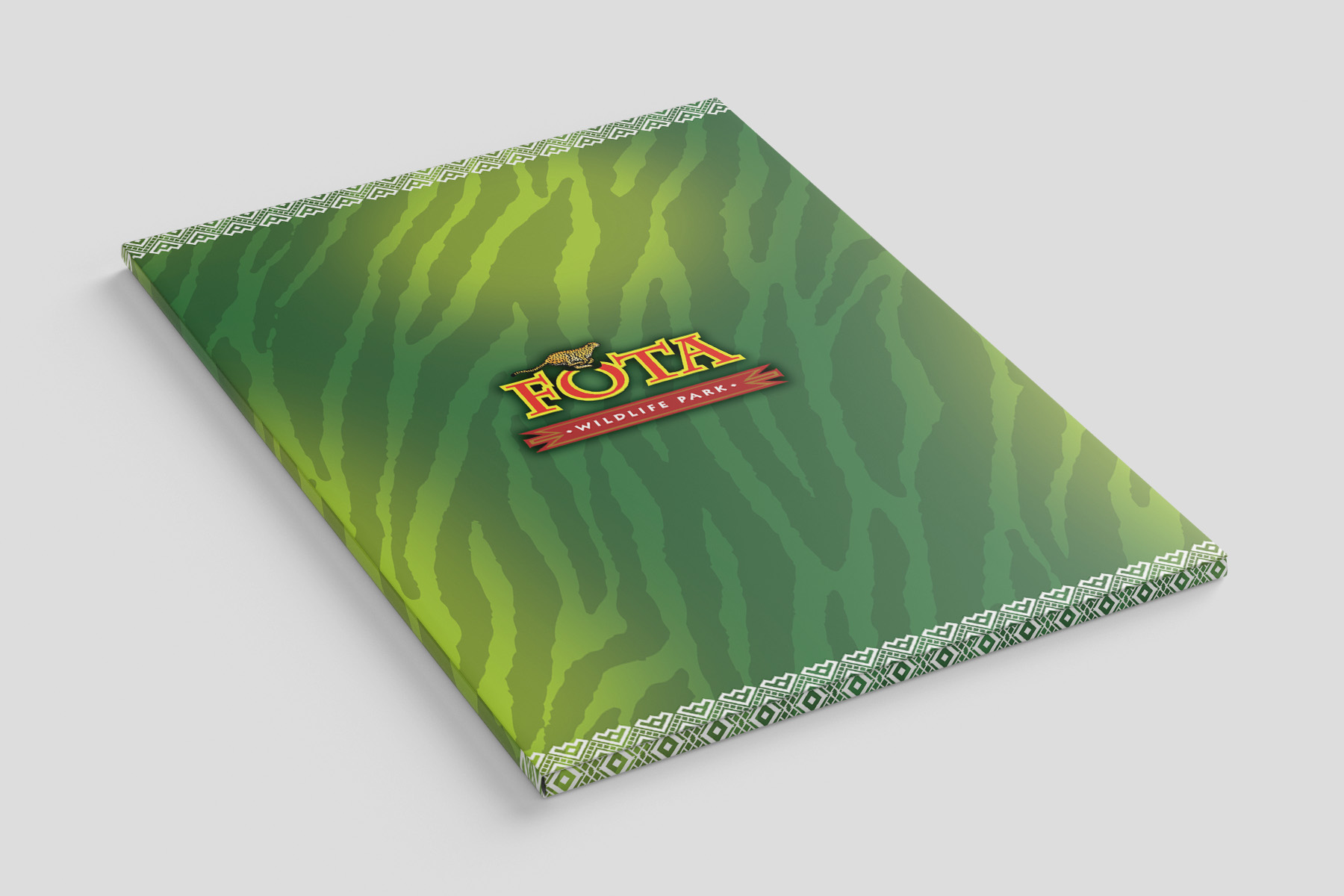 Fota Wildlife Park Folder
