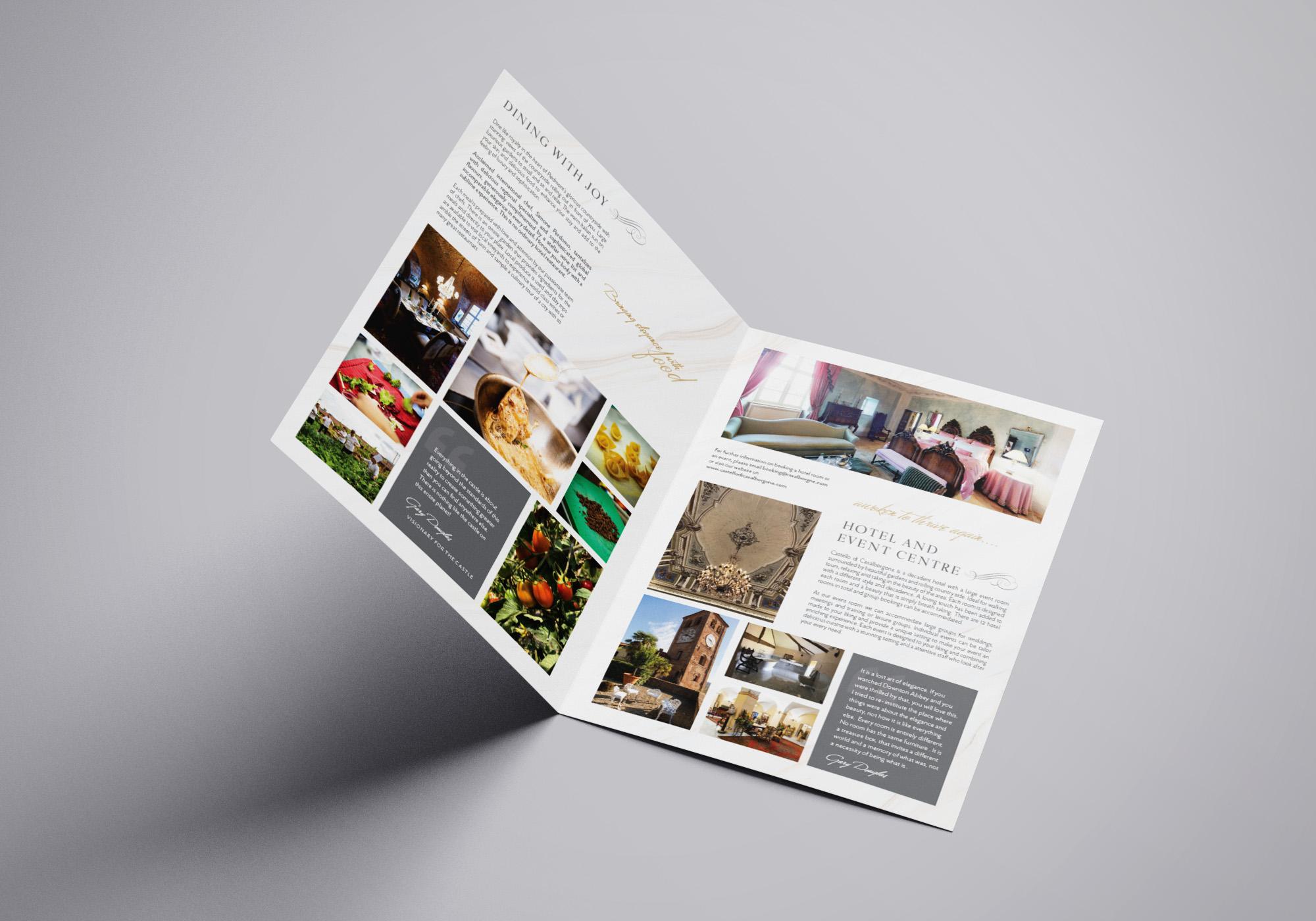 Castello Di Castleborgne Inside Brochure