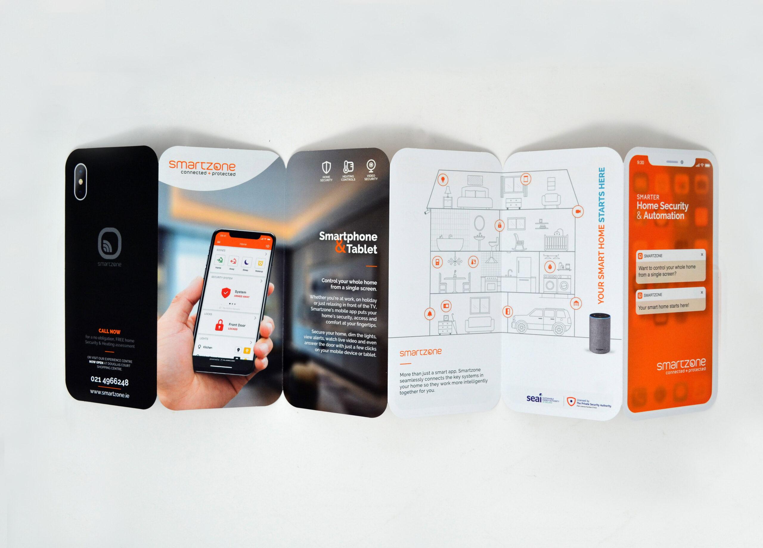 Smartzone iphone Leaflet