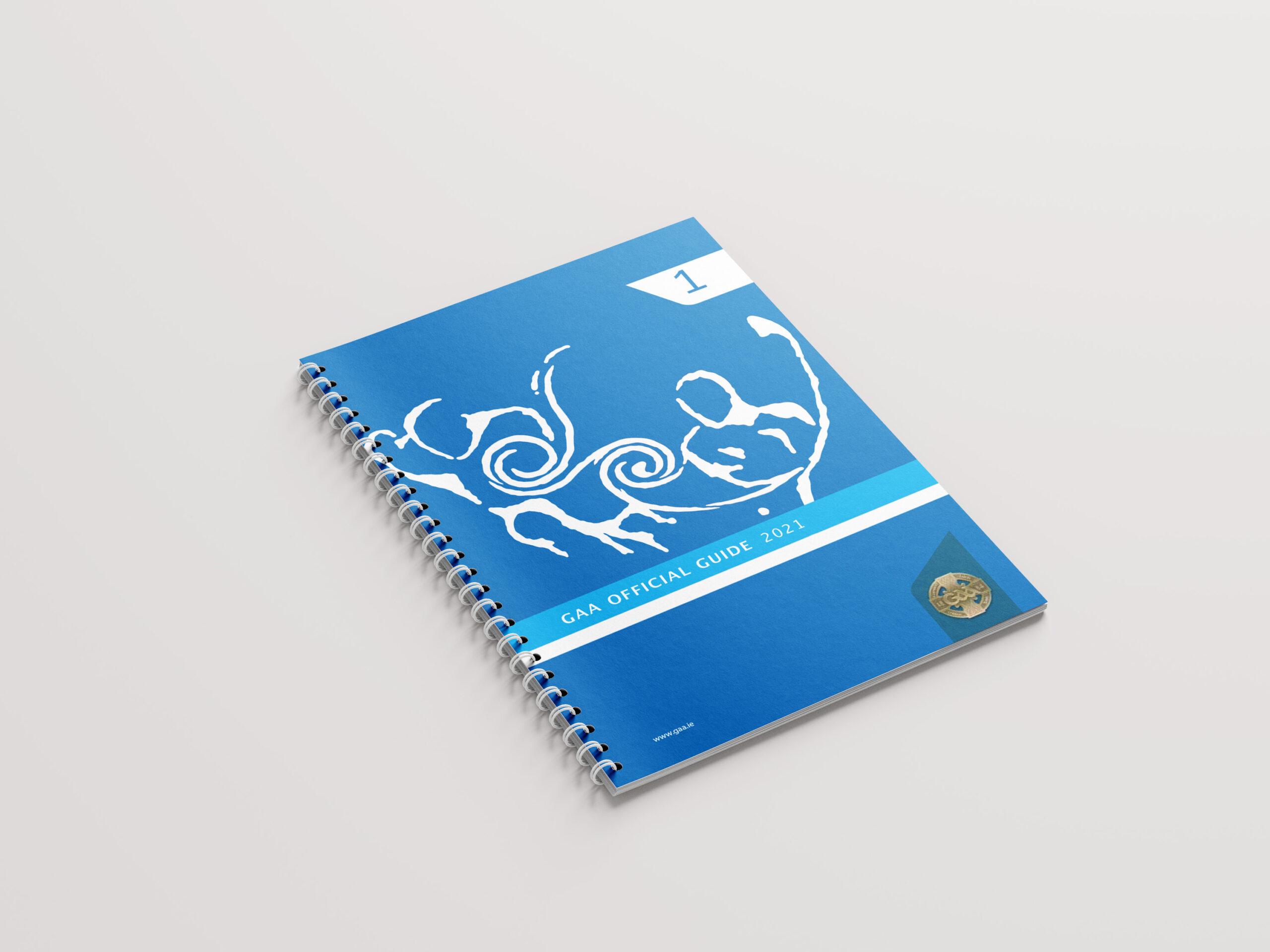 Wiro-bound GAA Rule book