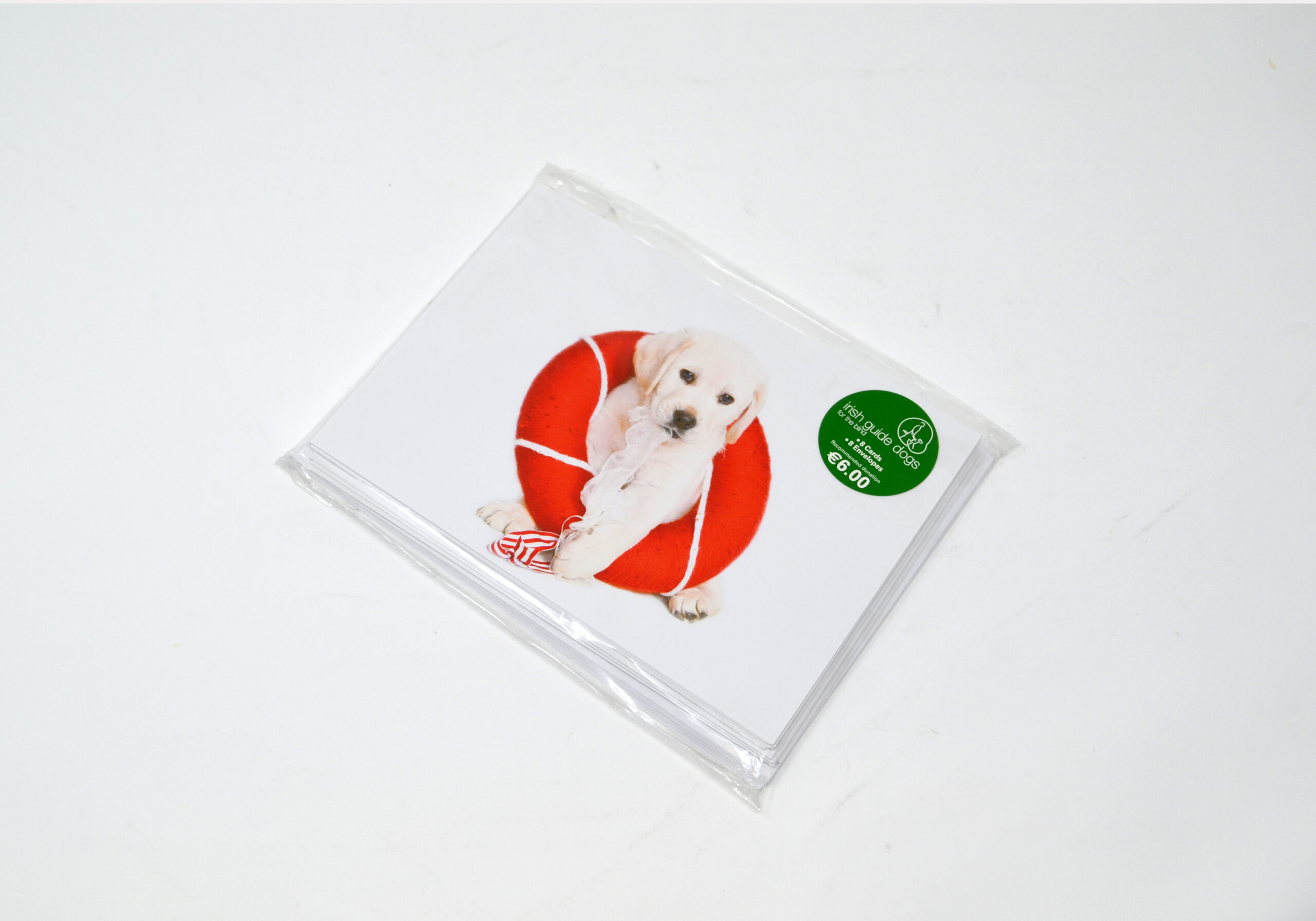 Irish Guide Dogs Christmas Card Pack