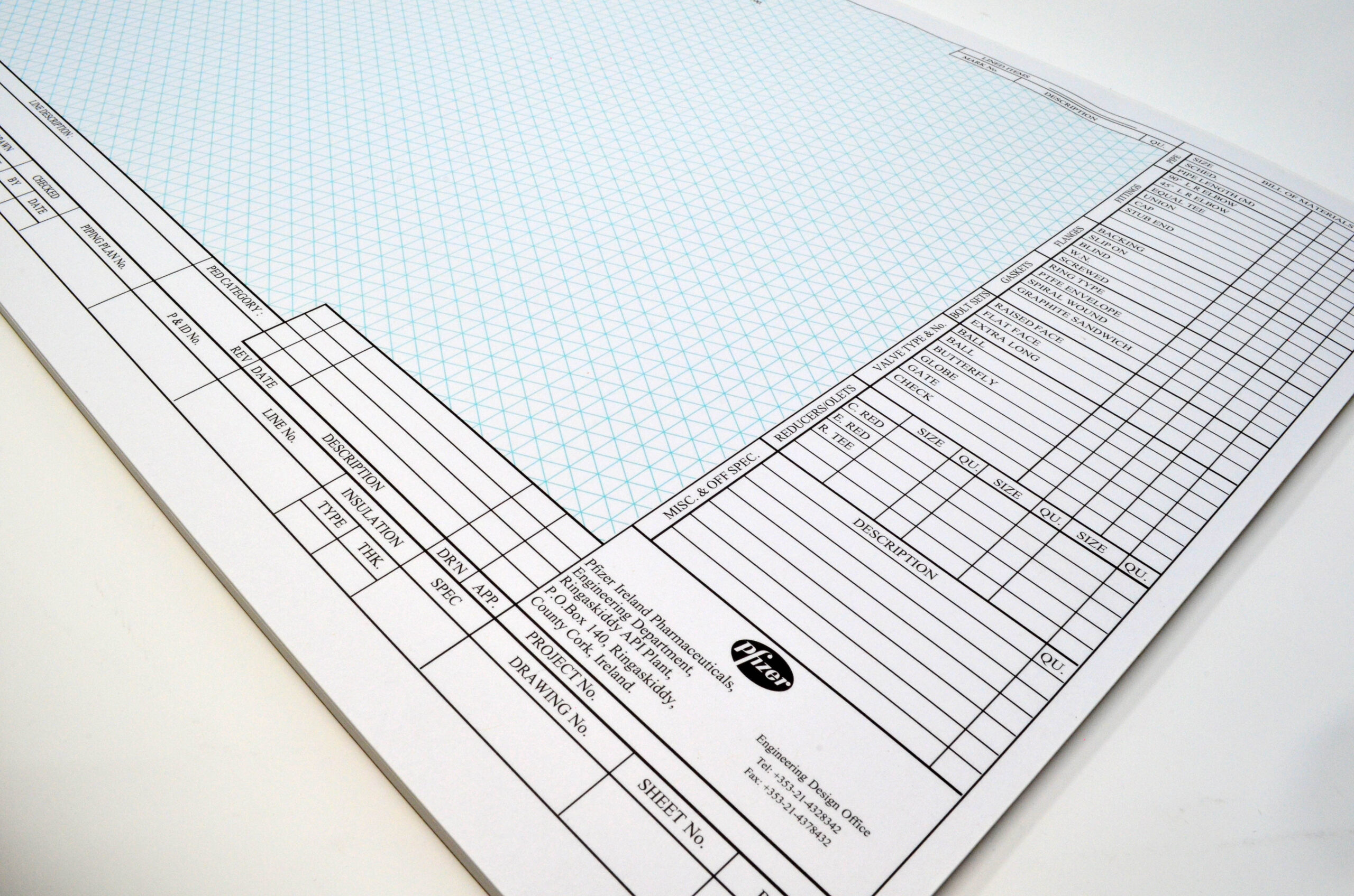 Pfizer Sketch Pad