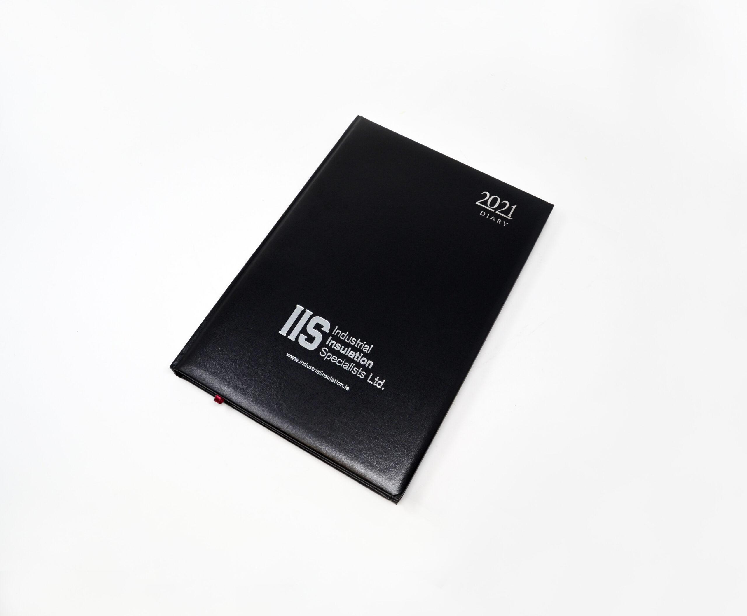 IIS Diary Cover