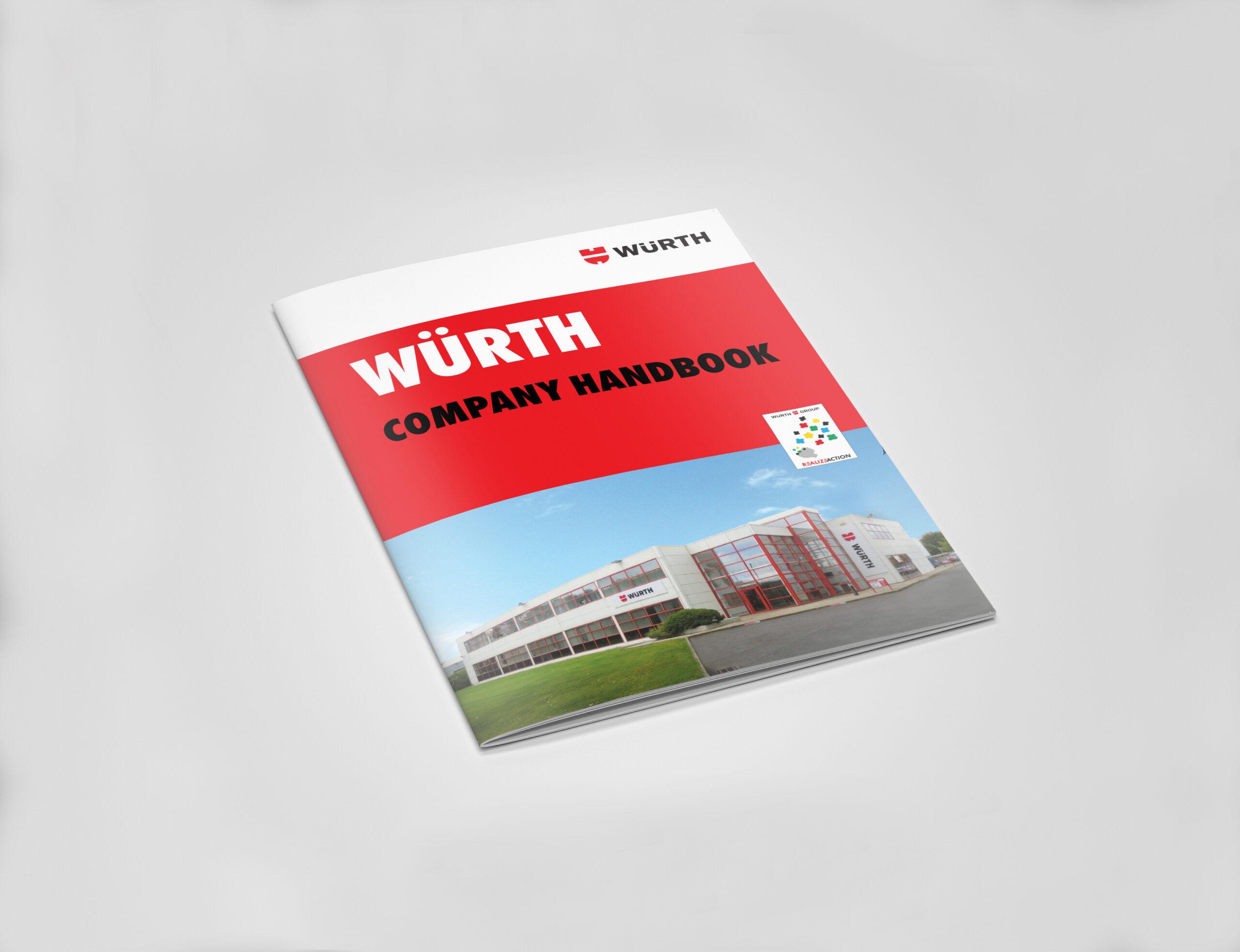 Wurth Handbook Cover
