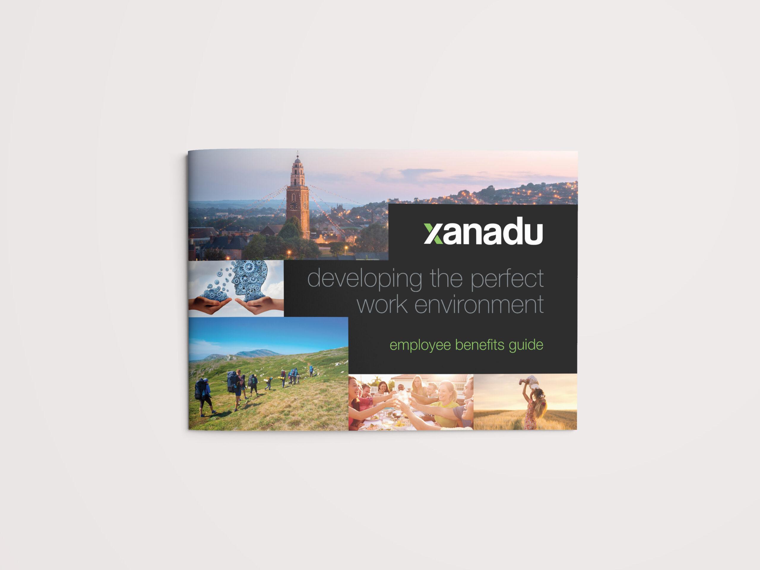 Xanadu Cover
